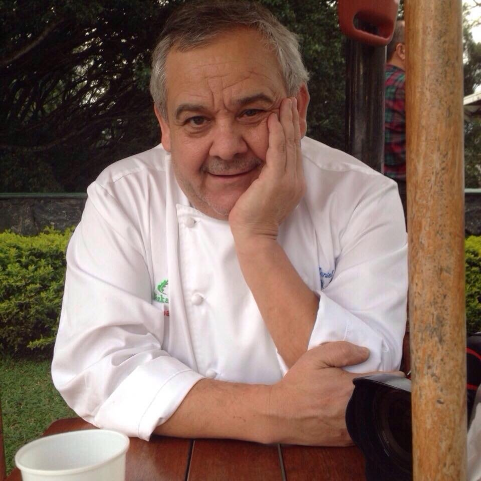 El cocinero Daniel García