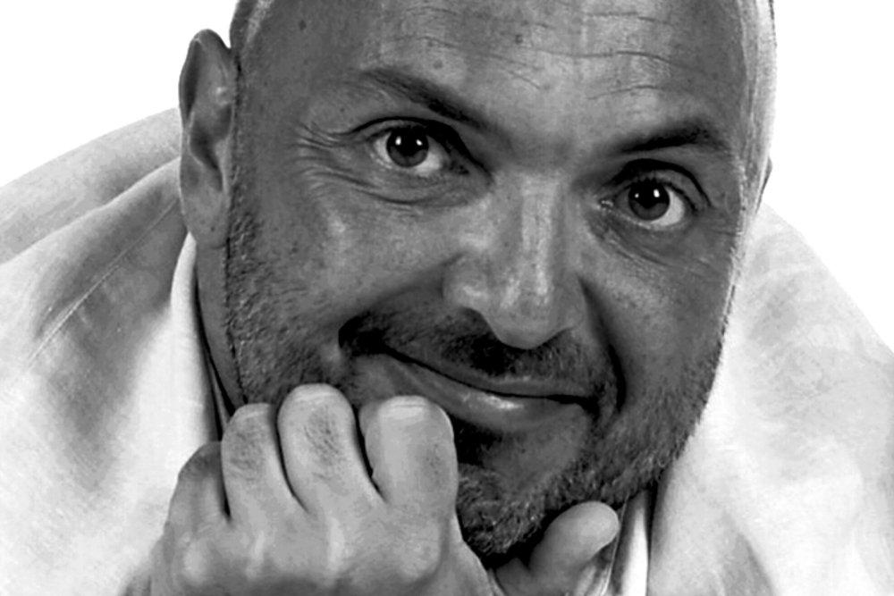 El periodista Nacho Cotino