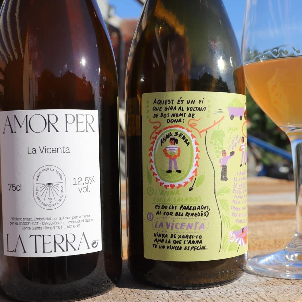 El vino La Vicenta