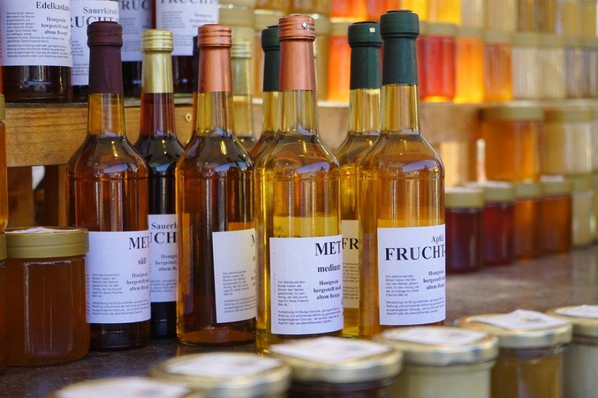"""En algunos países se conoce como """"vino de miel"""""""