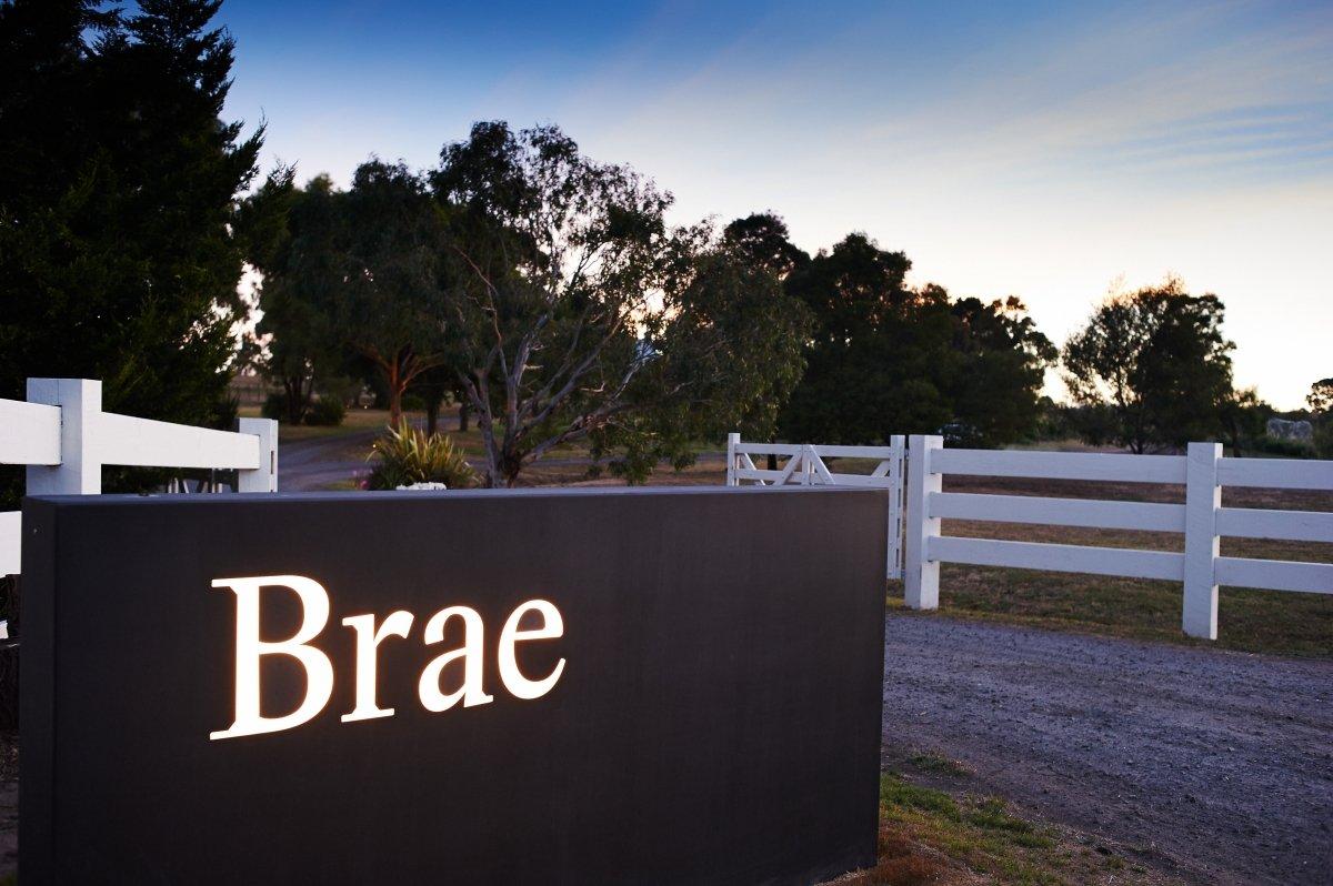 Brae, la temporalidad como guión