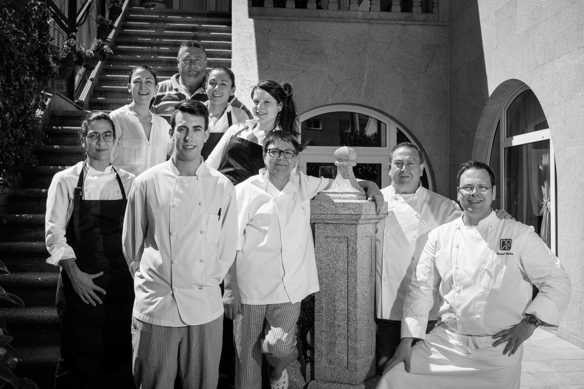Retiro da Costiña, una experiencia gastronómica completa