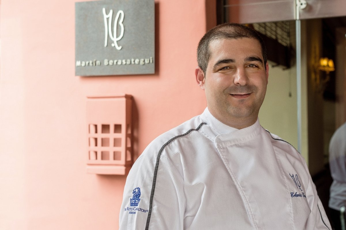 Erlantz Gorostiza, el chef vasco que puso a Canarias sobre el mapa