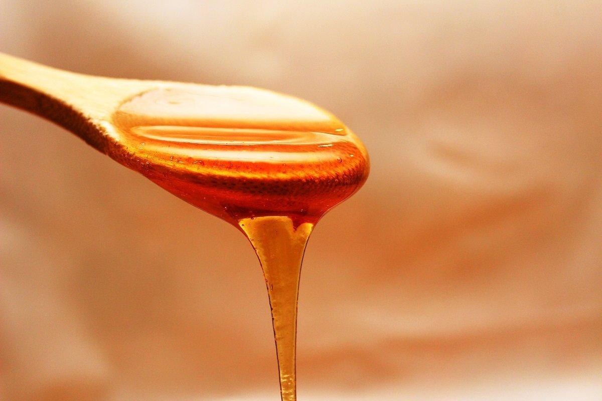 Está hecho a base de agua y miel