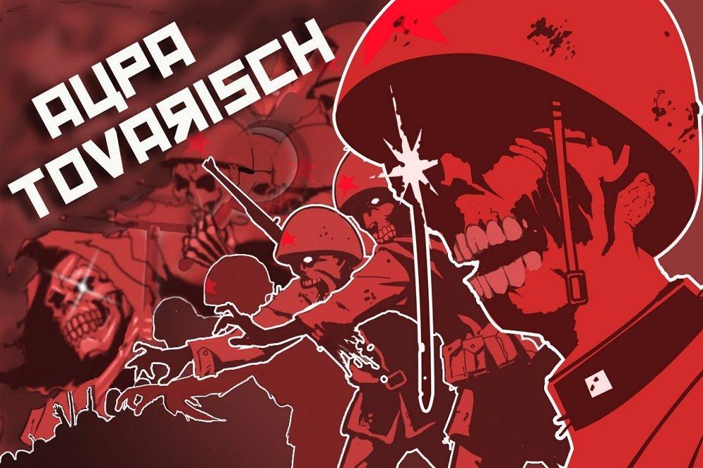 Cerveza Laugar Aupa Tovarisch, una Imperial Stout de carácter rebelde