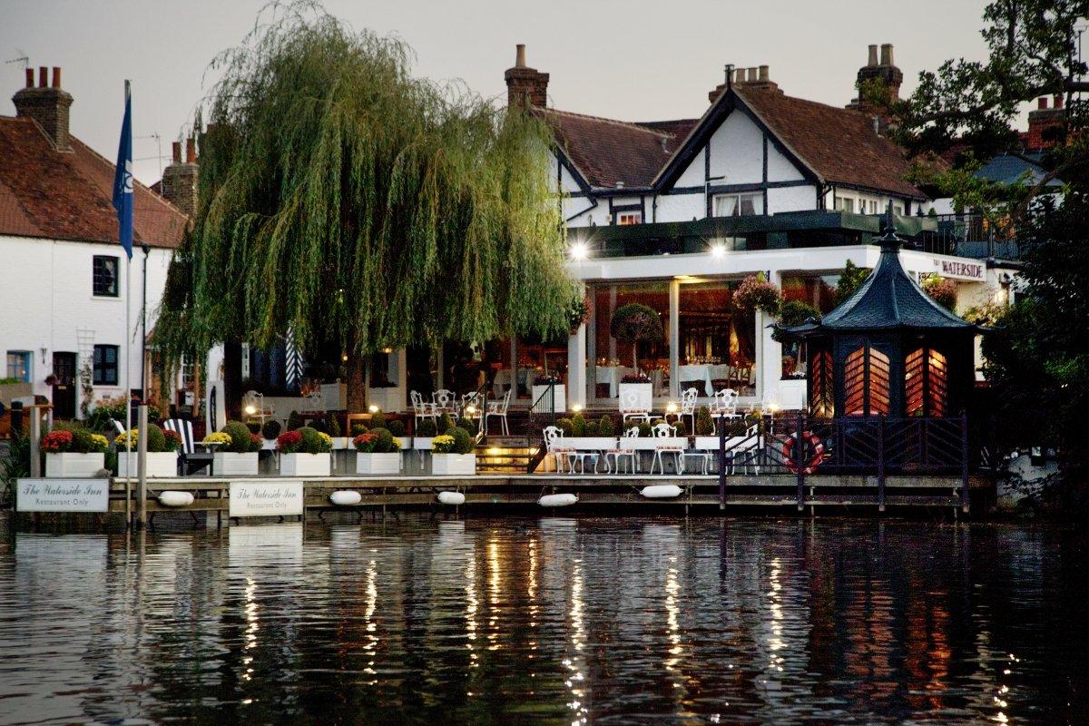Waterside Inn, la celebración de la cocina refinada