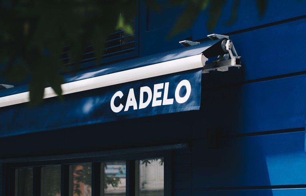 Cadelo, cocina de autor que mira a Asia