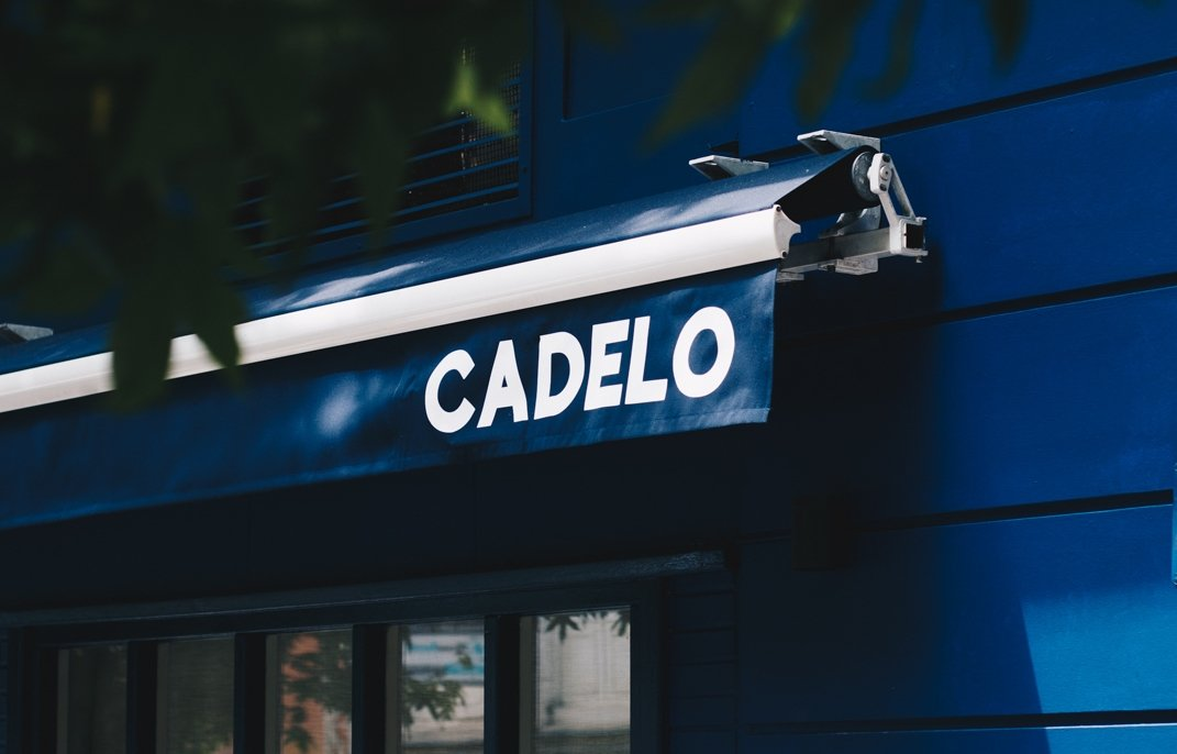 Exterior de Cadelo