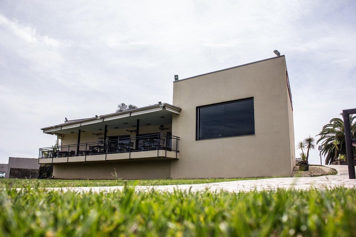 Exterior de Casa Dirección, Valverde del Camino (Huelva)