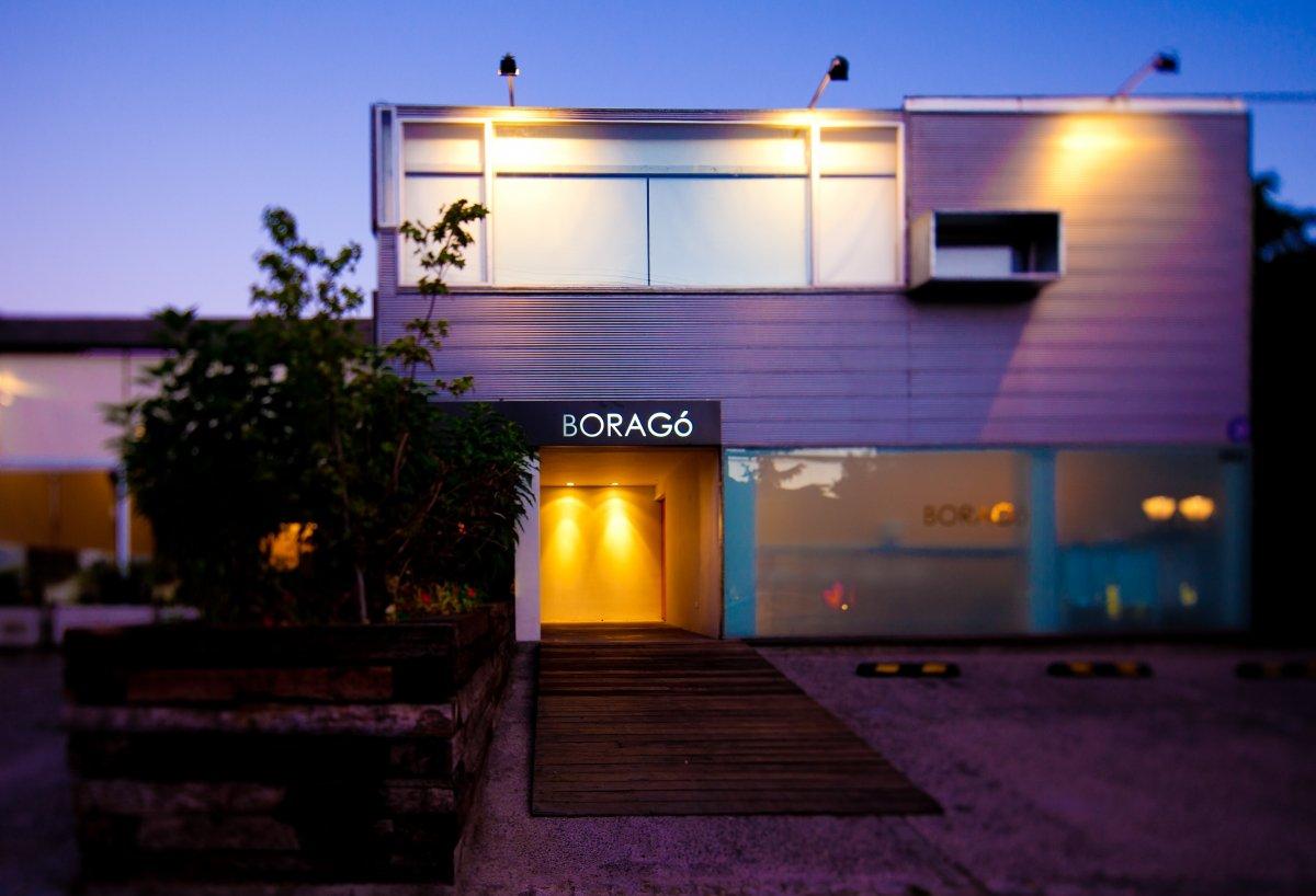 Exterior del restaurante Boragó
