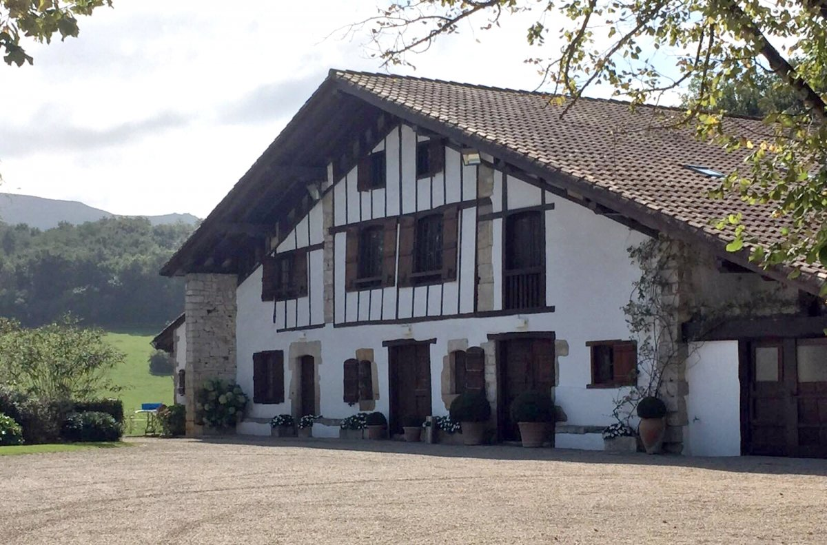 Exterior del restaurante Casa Nicolás