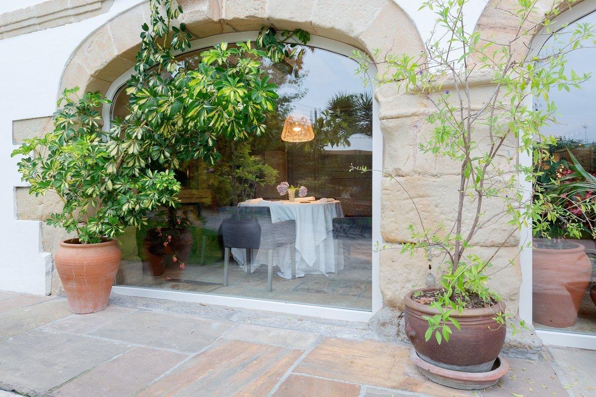 Exterior del restaurante La Bicicleta