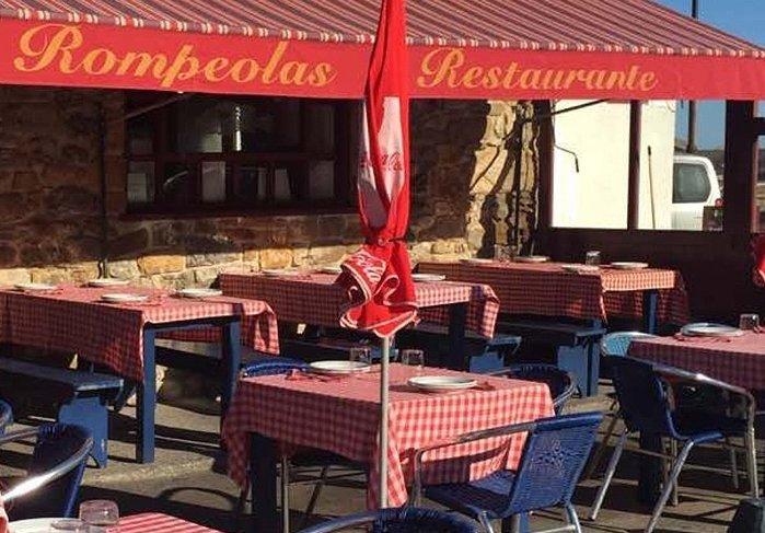 El Rompeolas, la fuerza y el sabor de la costa asturiana