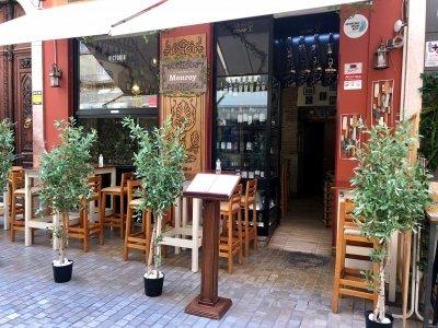 La Taberna de Monroy, sabor cordobés en el centro de Málaga