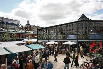 Mercado de Torvehallerne, la despensa más popular de Copenhague