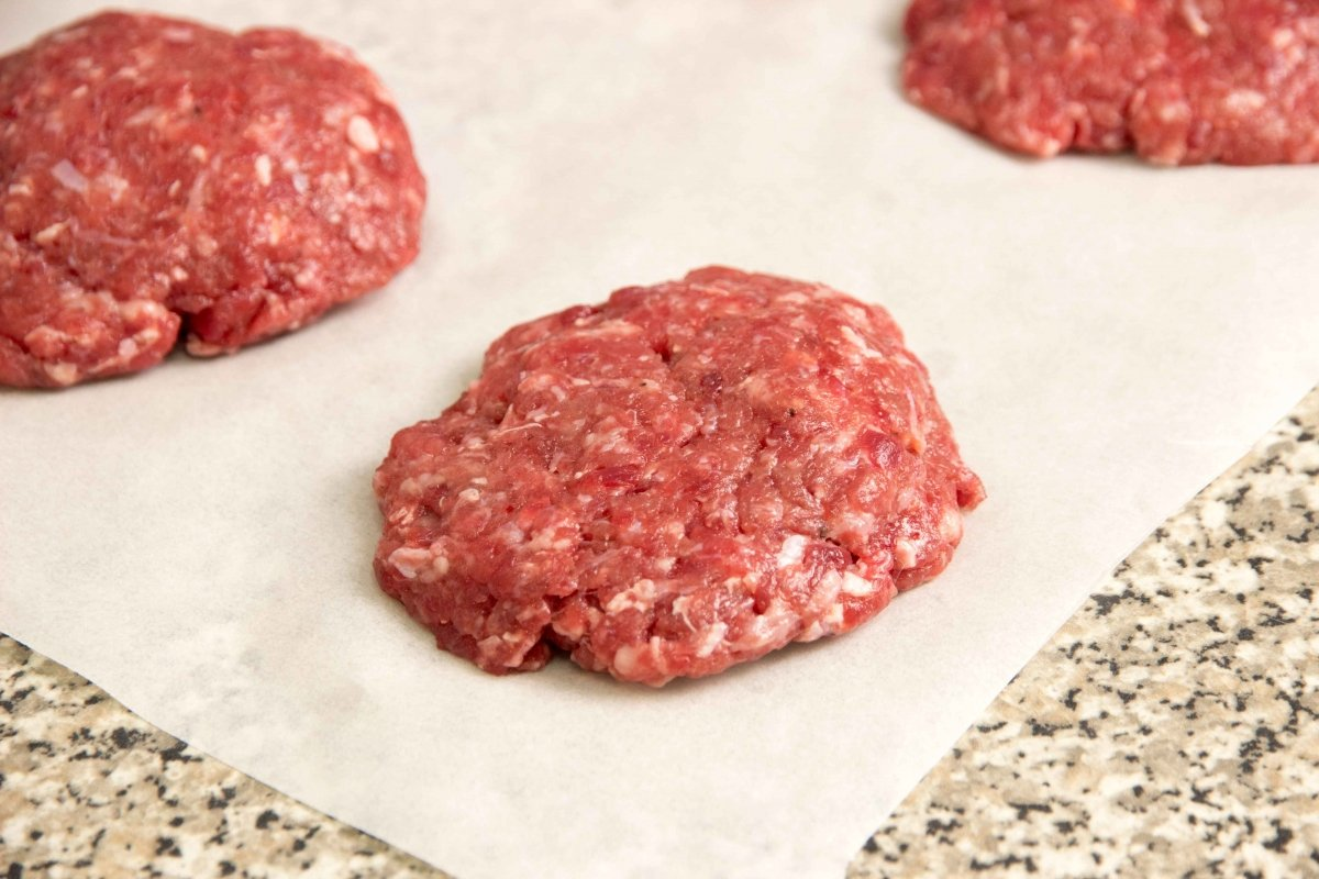 Formar hamburguesas
