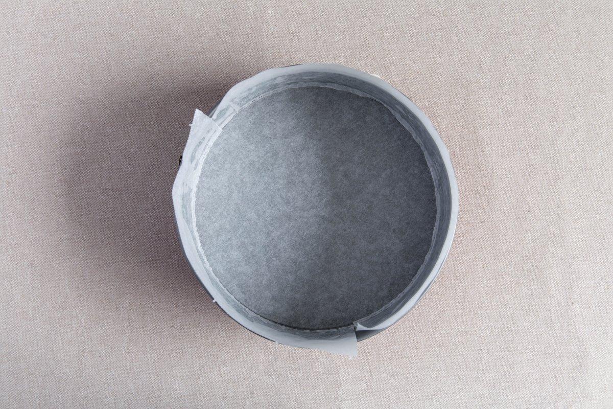Forrar un molde