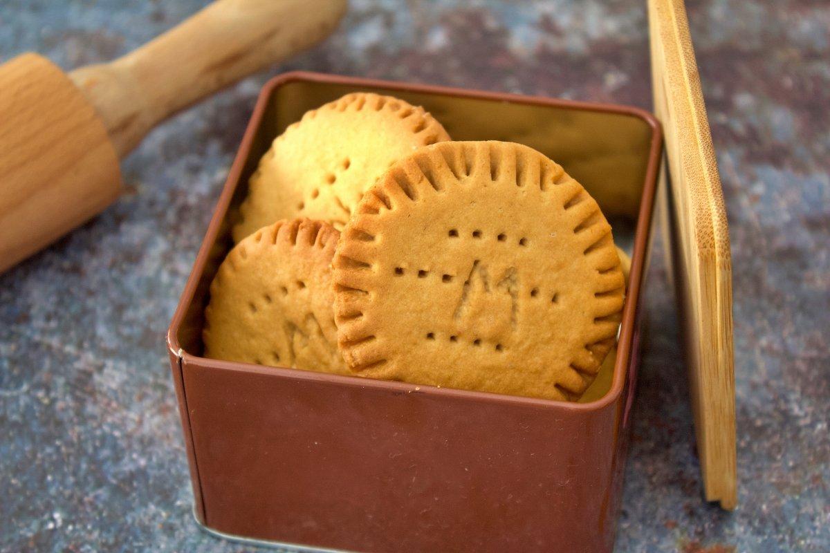 Foto de la portada de las galletas María