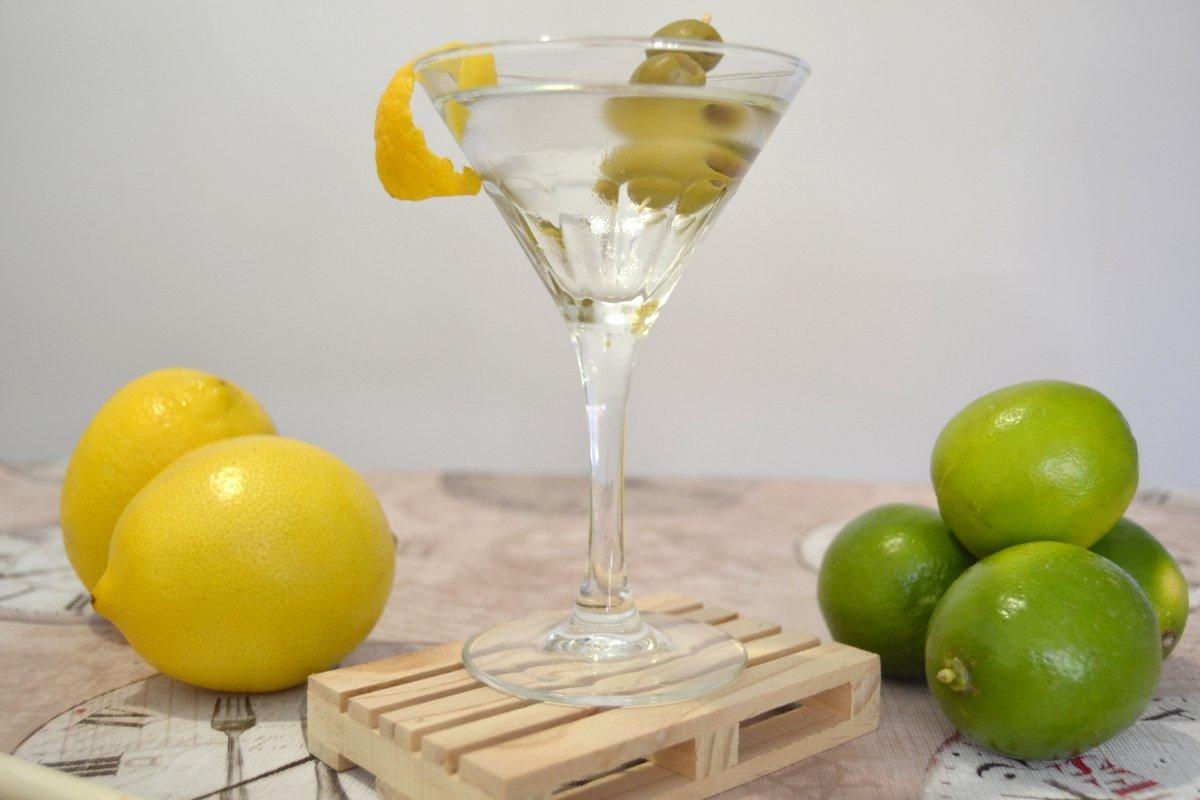 Foto principal del dry martini