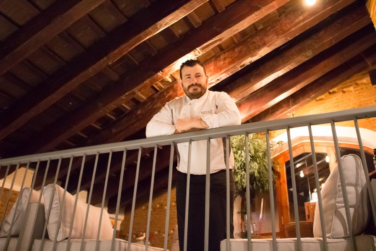 Alejandro Platero, un cocinero en constante evolución