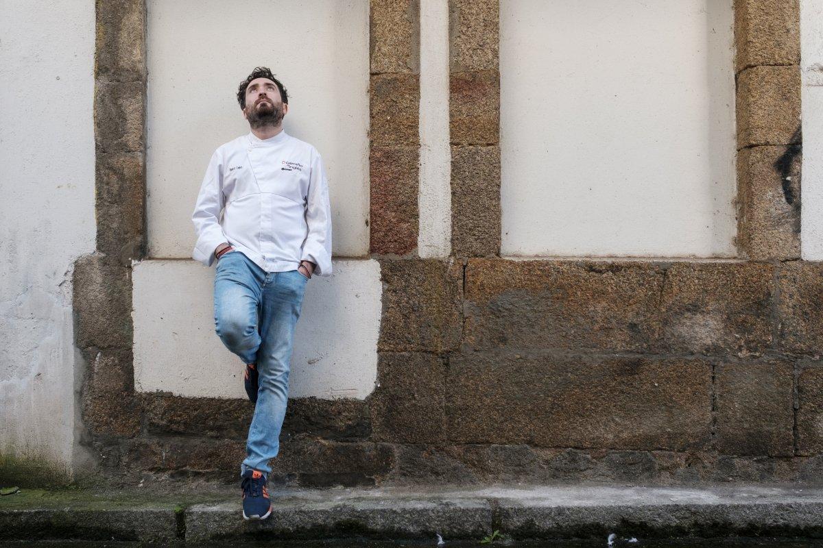 Daniel López, el cocinero del mercado, los viajes y las raíces