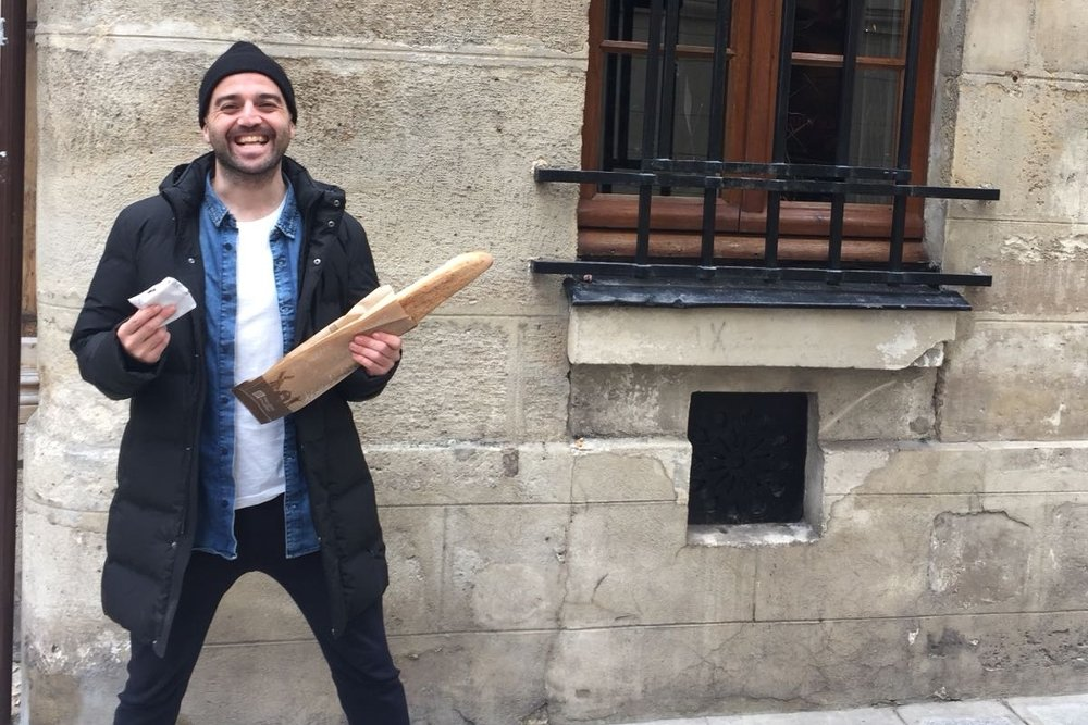 Marc Casanovas, la comida como política