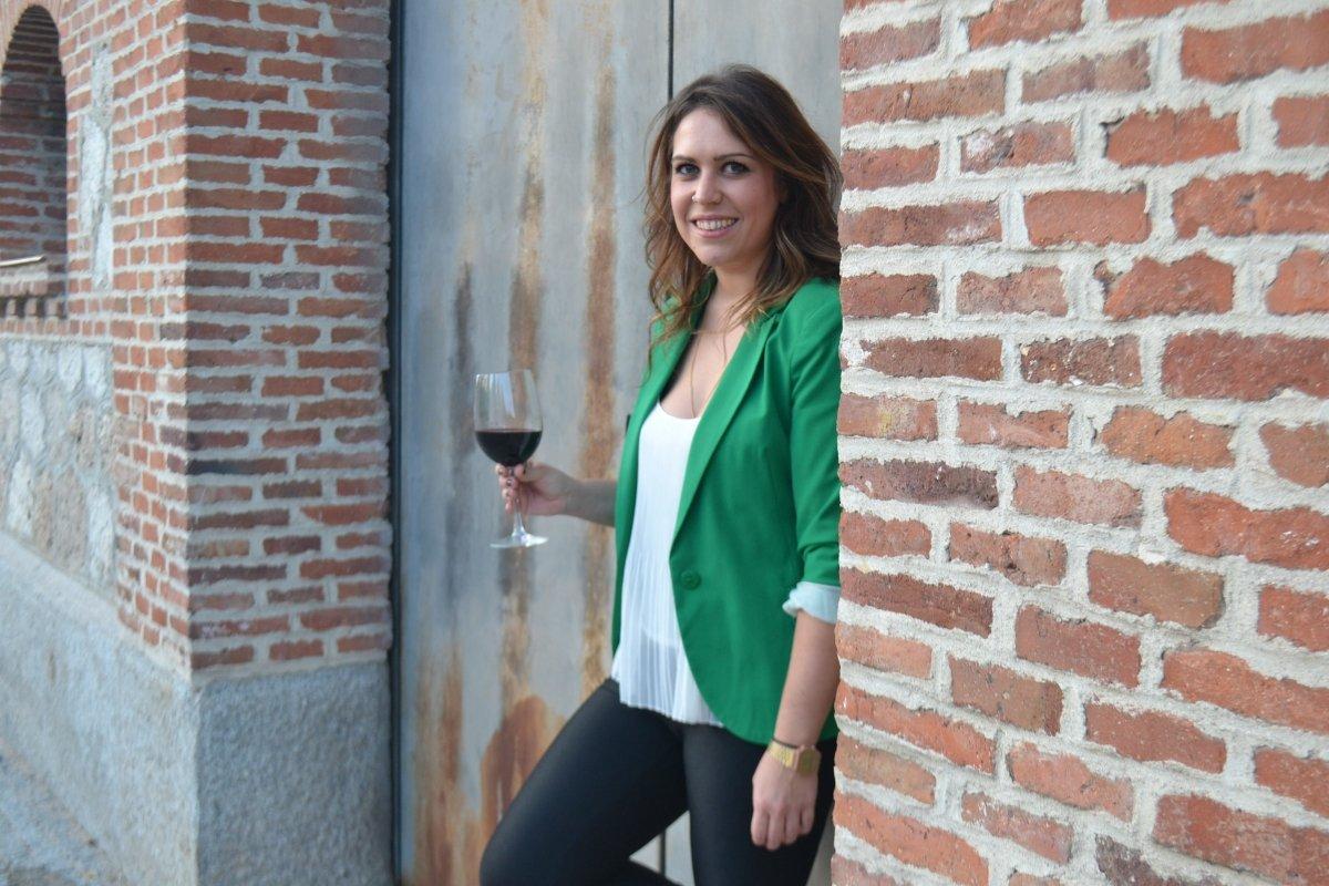 Violeta Alonso, palabras y buenos alimentos