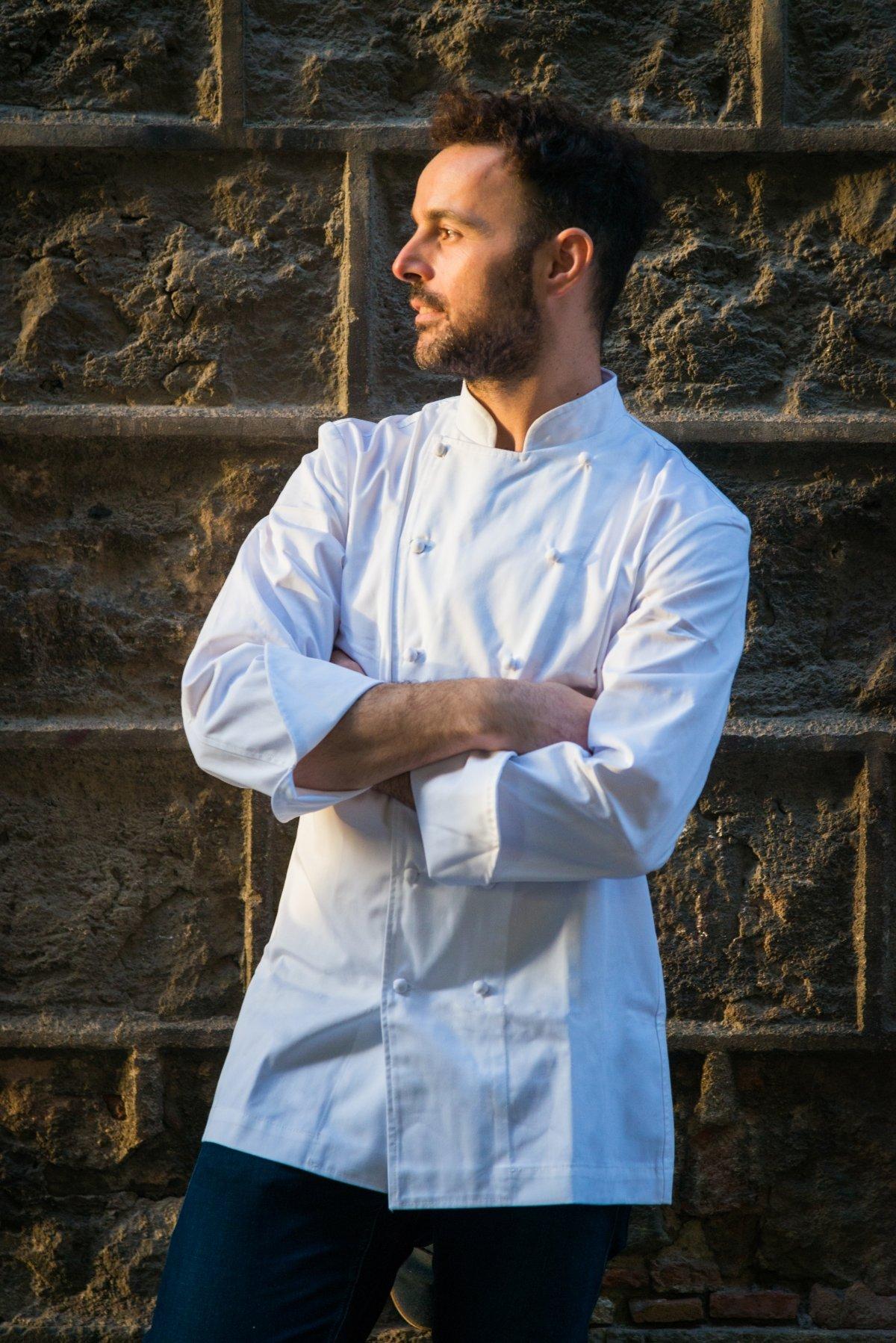 Fotografía del chef José Miguel Bonet
