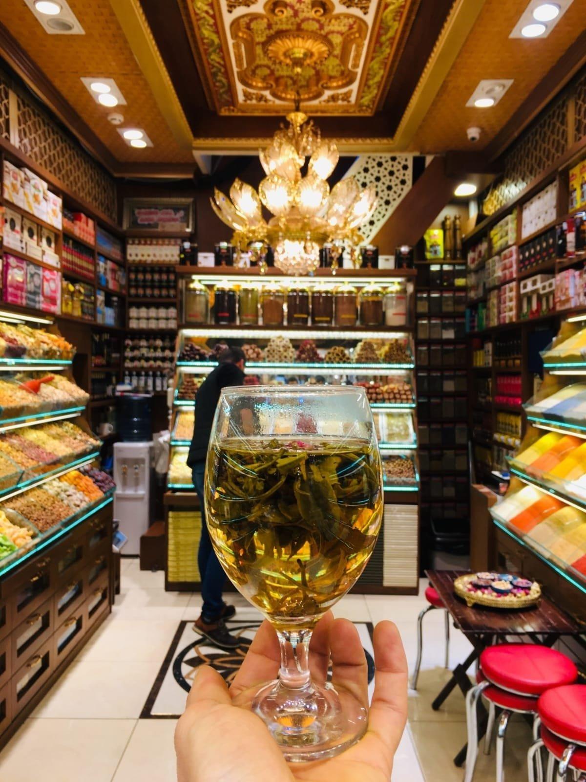 Galata Spice Shop