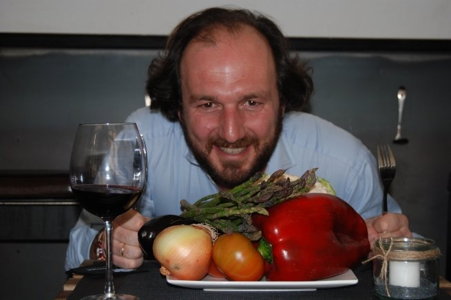 Carlos García-Amado: Gastronomía en estado puro