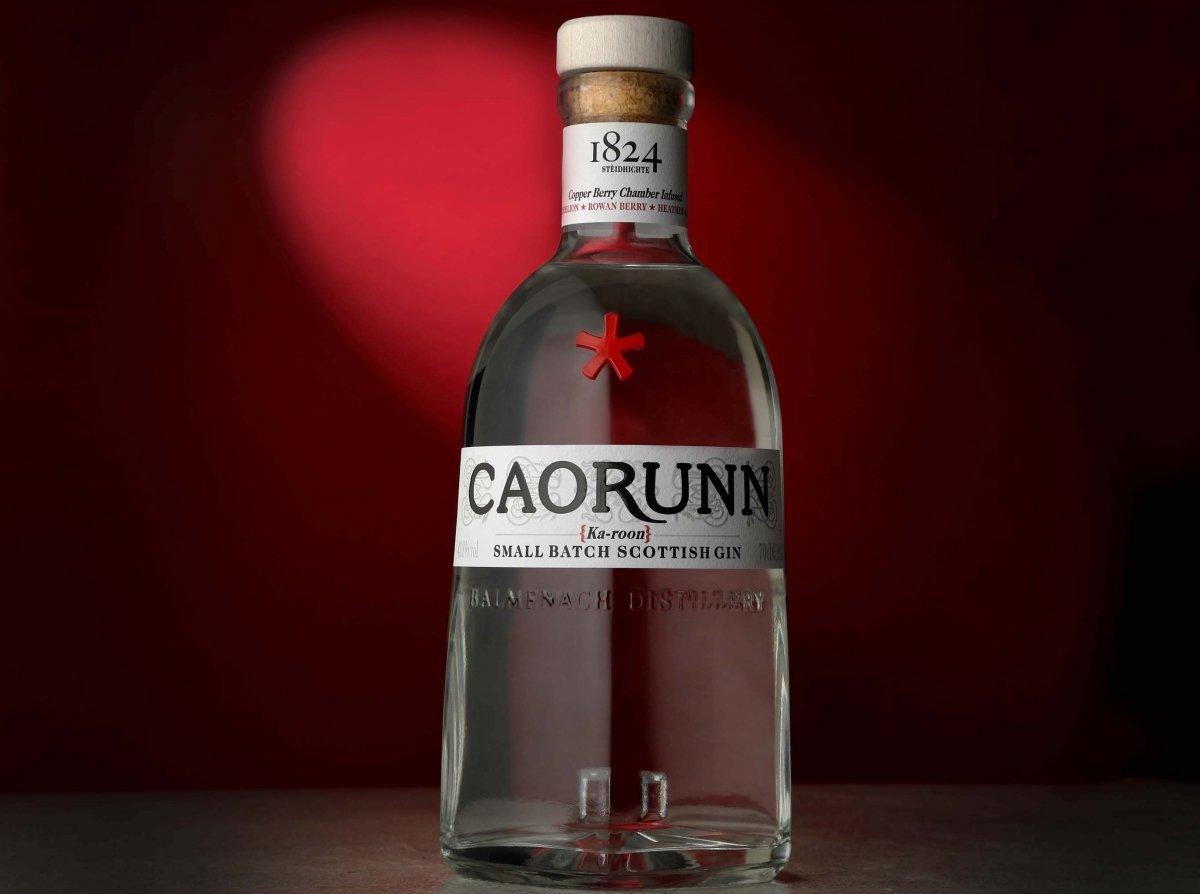 Caorunn, la ginebra con raíces celtas
