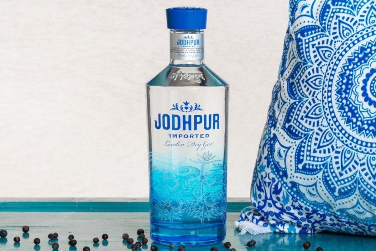 Jodhpur, inspirada por la Ciudad Azul