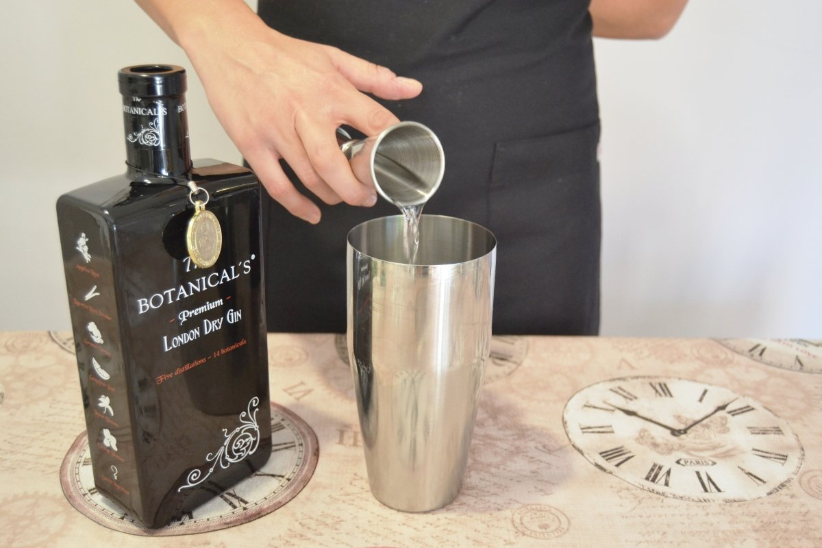 Ginebra para un dry martini