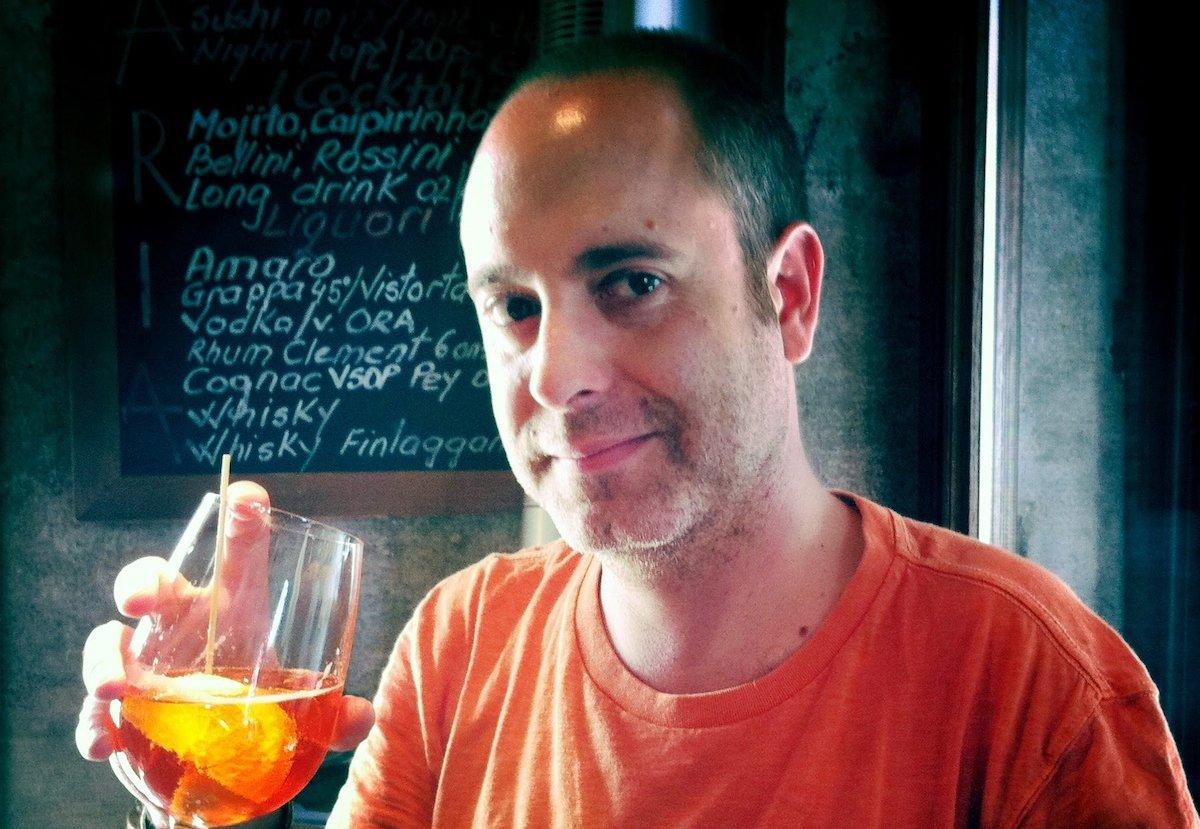 Gonzalo Torres, gastronomía desde la comunicación financiera