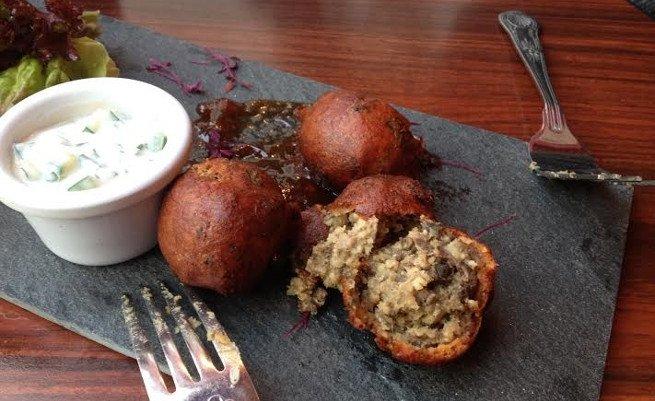 Haggis, el plato nacional de Escocia