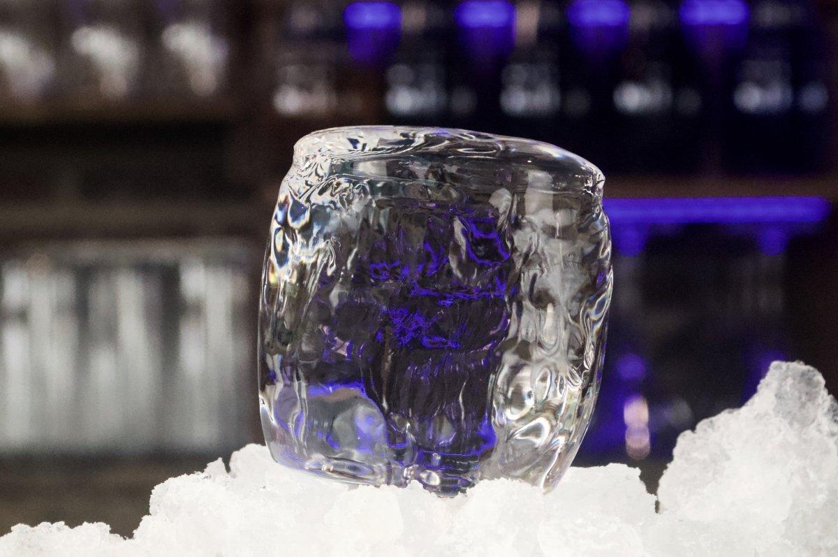 hielo transparente para raty nail