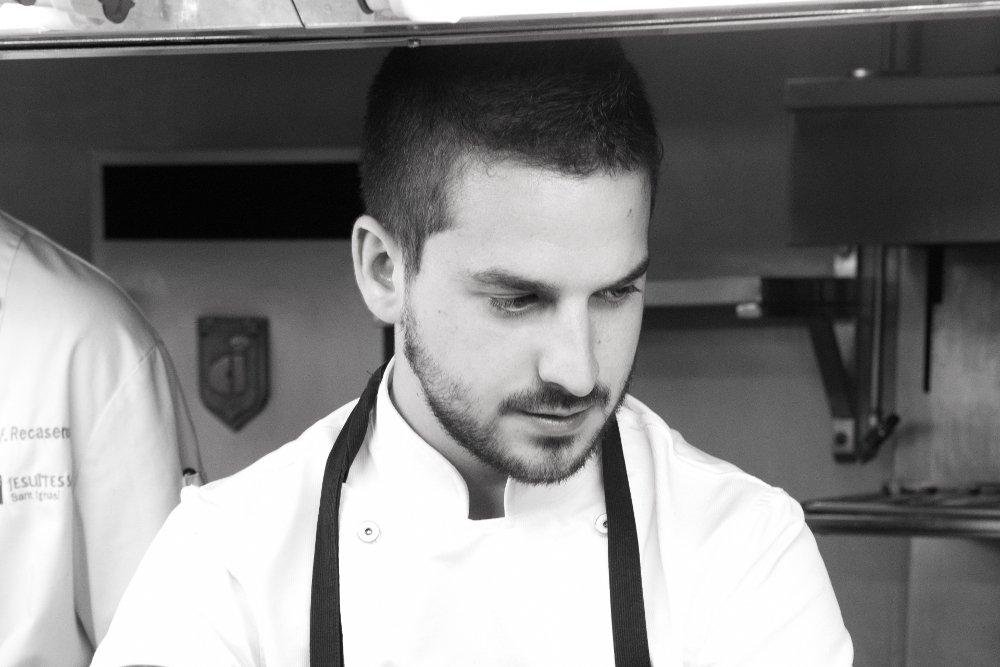 Alberto Durá, franqueza absoluta en cocina