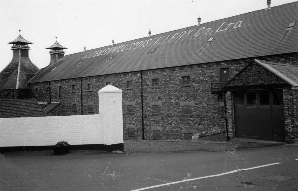 Imagen de la Old Bushmills Distillery