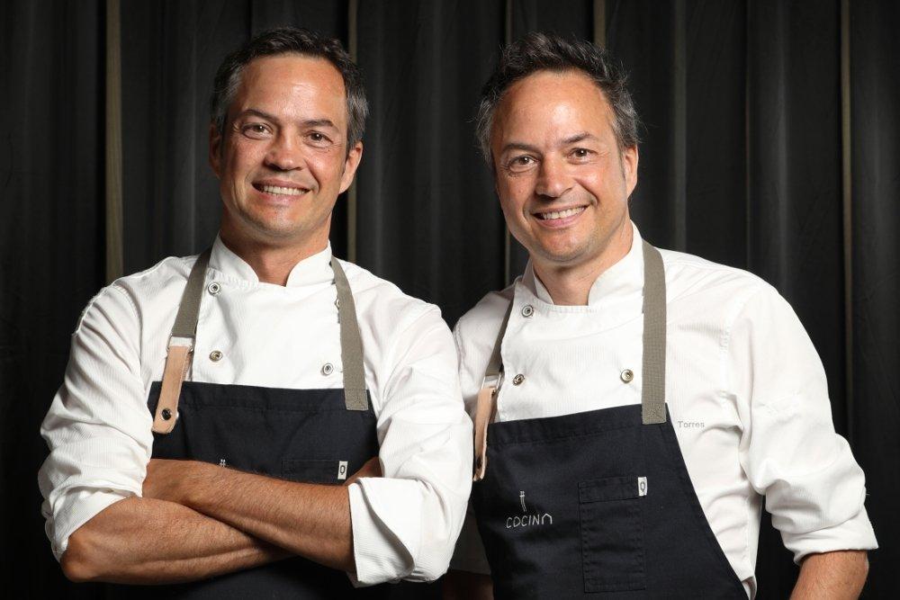 Javier Torres y Sergio Torres, gastronomía que corre por las venas