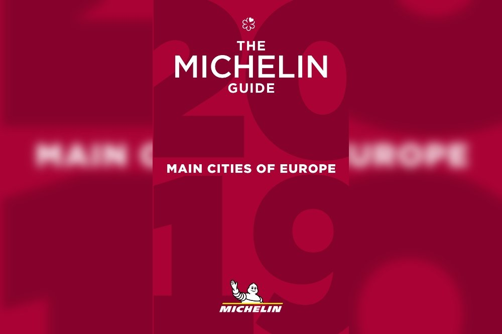 Imagen de Michelin Guide for the Main Cities of Europe 2019
