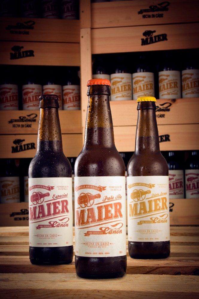 Imagen promocional de las Maier