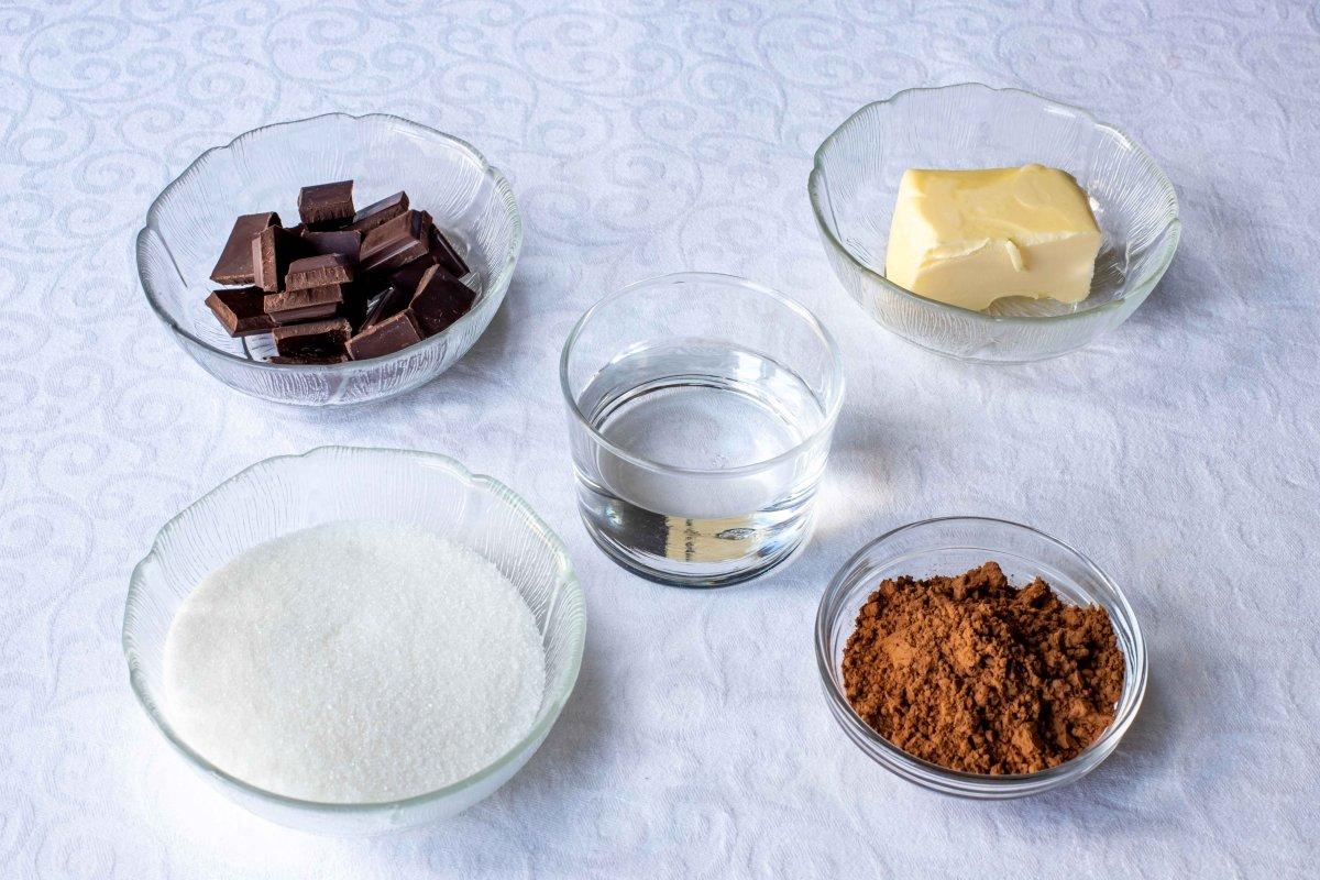 Ingredientes para hacer un glaseado perfecto