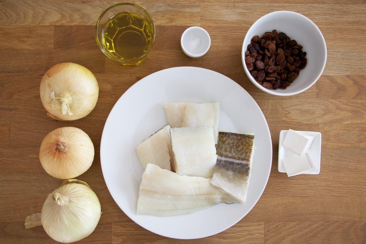 Ingredientes relleno empanada