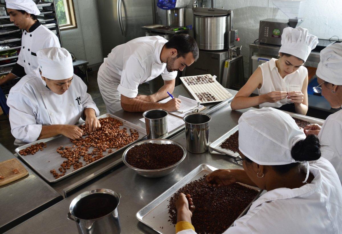 Instalaciones de Cacao de Origen