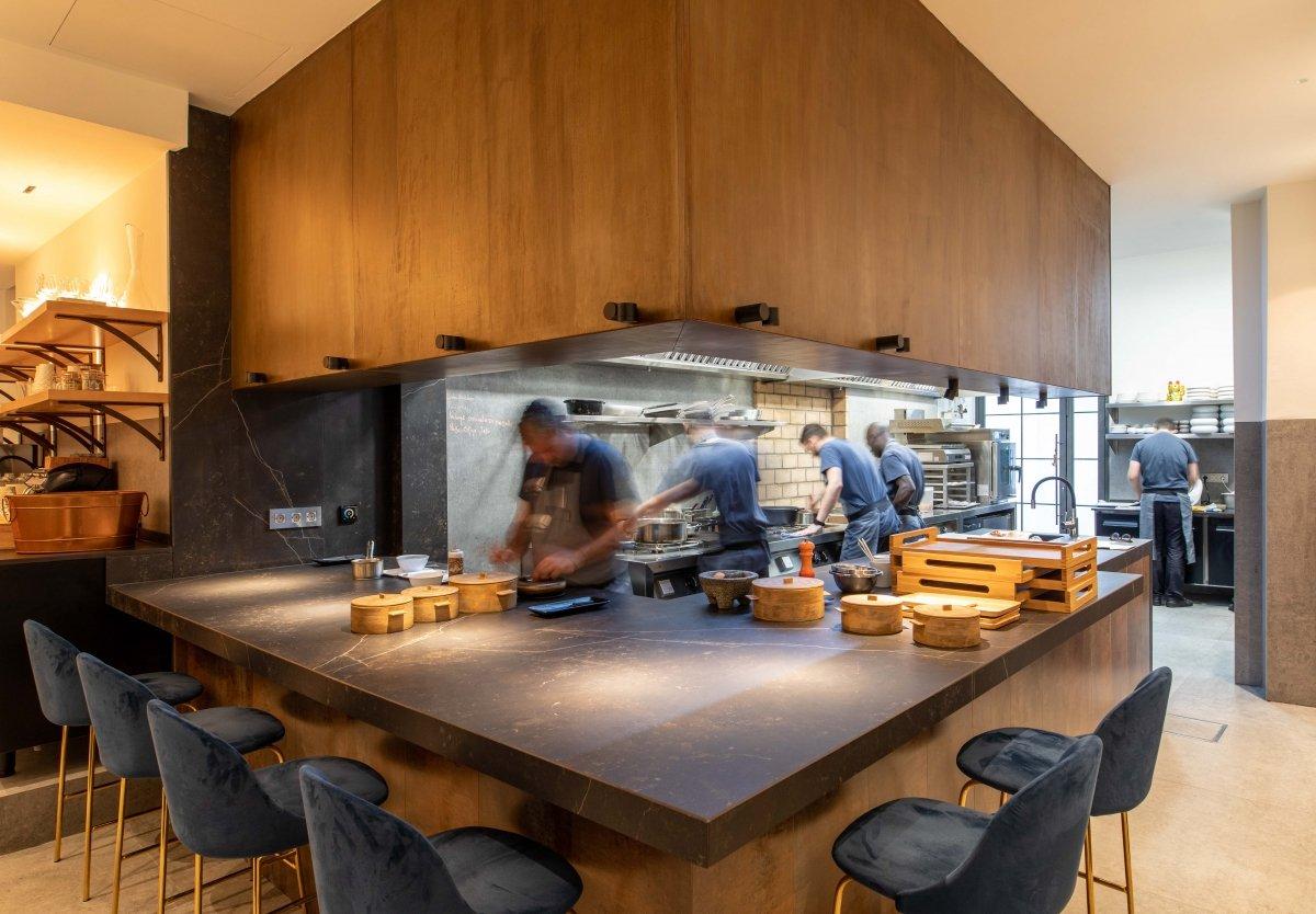 Kaleja, la cocina de Dani Carnero se hace sitio en Málaga