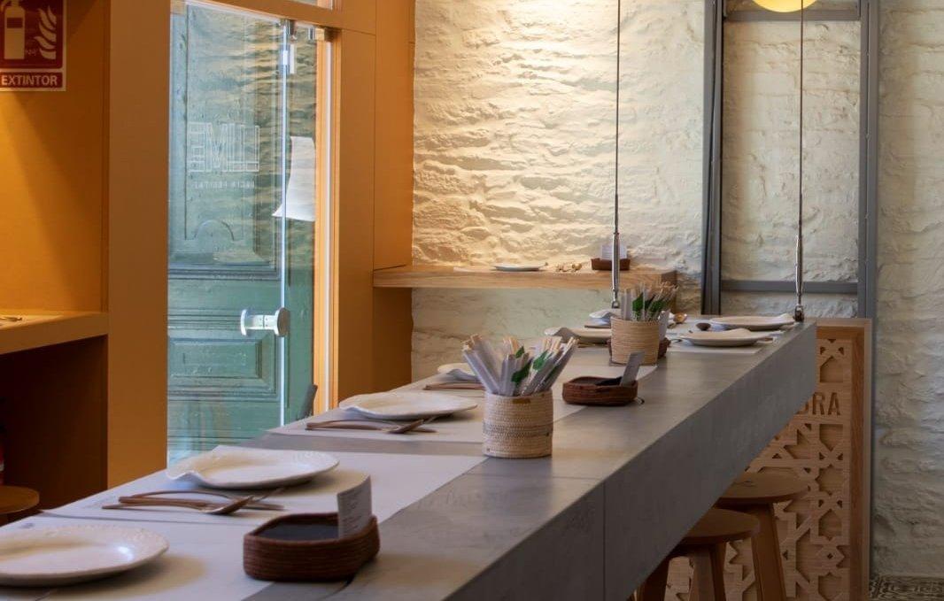 Lume, la barra gastronómica de Lucía Freitas