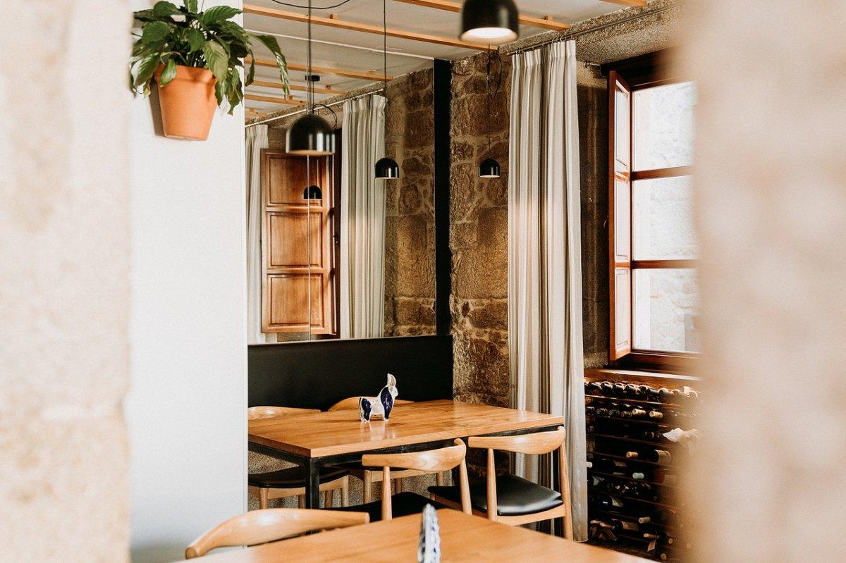 O Eirado, hogar de la cocina moderna gallega
