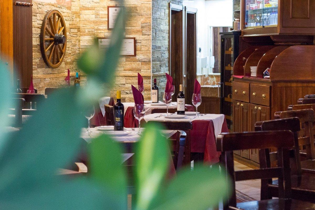 Mesón Los Ángeles, la gastronomía de Castilla y Canarias juntas