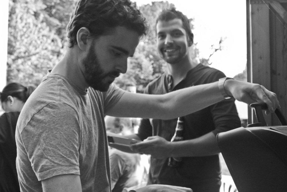 Jorge Galindo, el politólogo 'foodie'