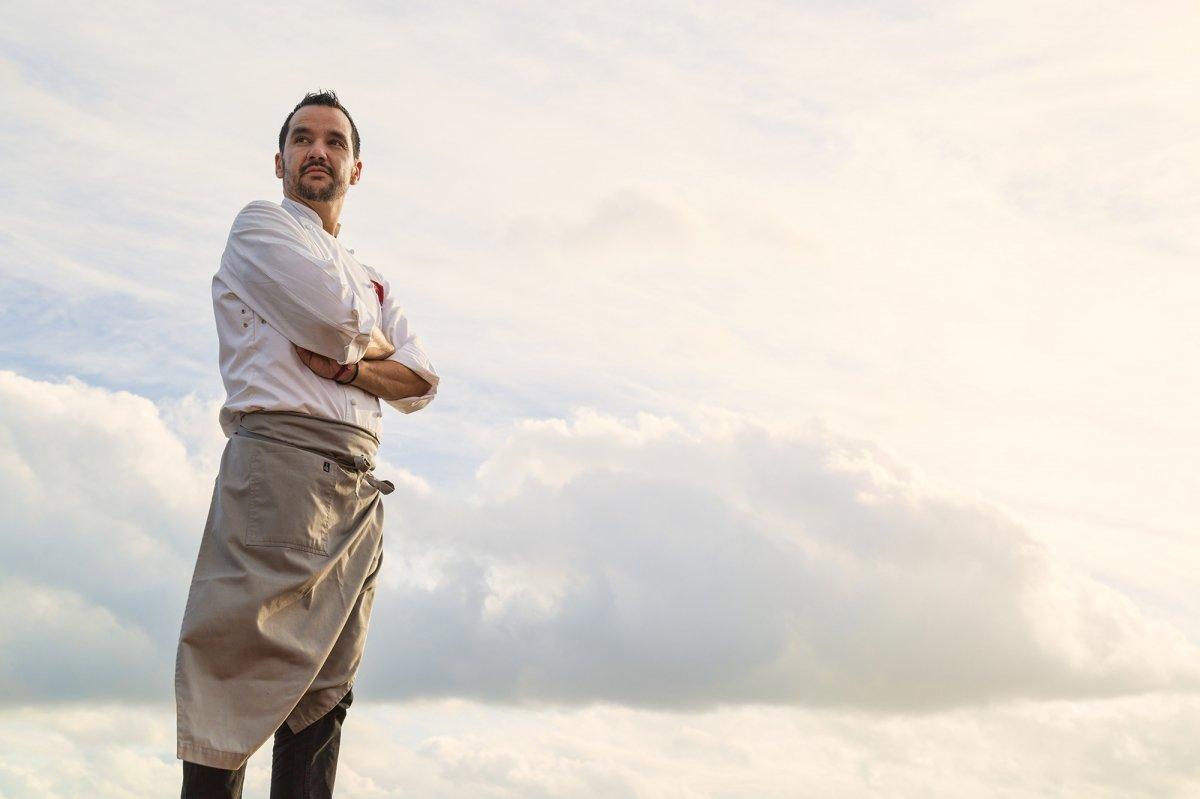 José Duque, chef de Casa Dirección, Valverde del Camino (Huelva)